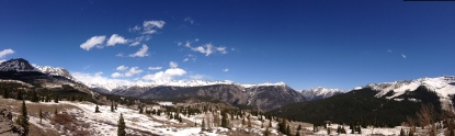 The Rocky Mountains