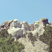 Mt. Rushmore National Monument, SD